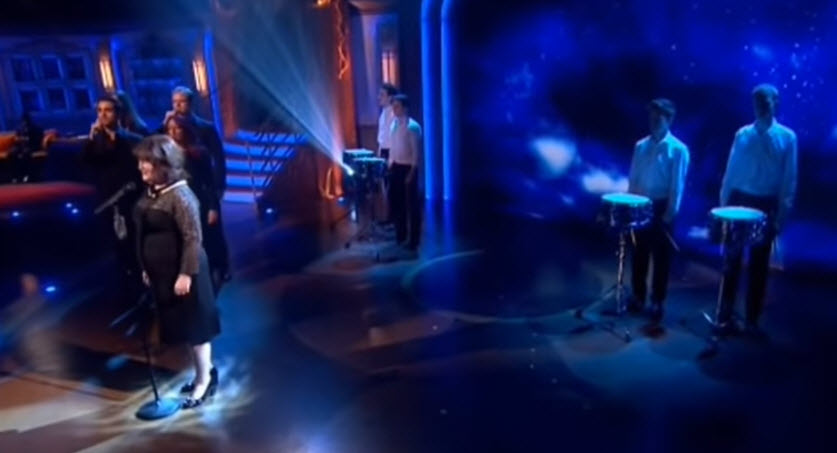 Susan Boyle Gives Us Chills With Performance Of Little