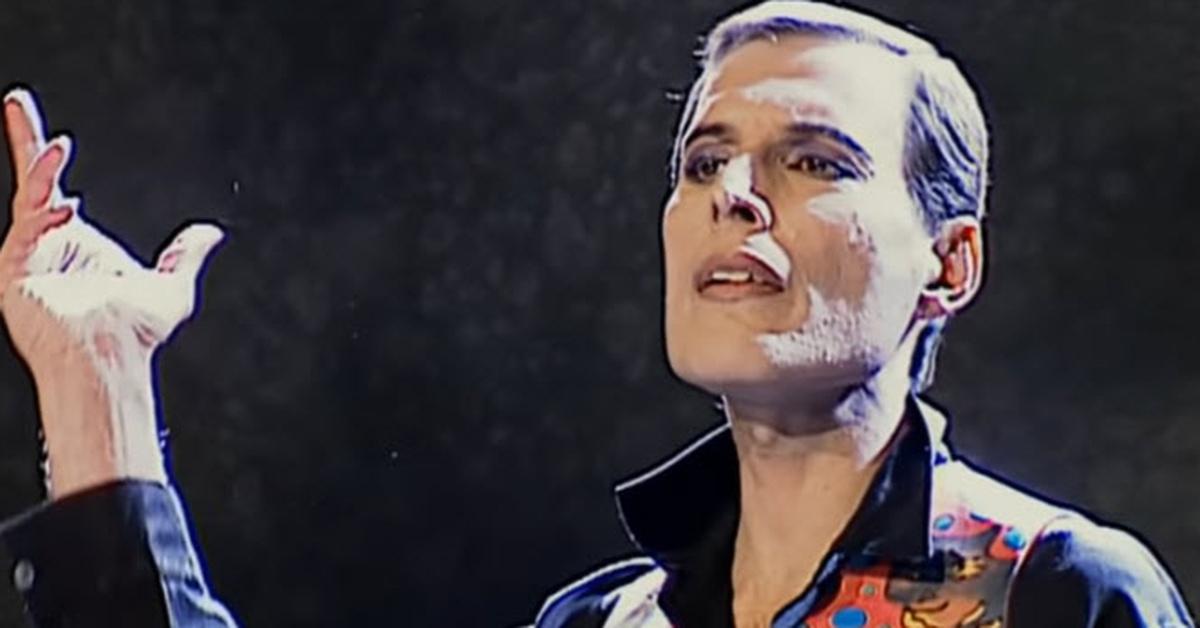 The Final Video Of Freddie Mercury Before He Died Inner Strength Zone